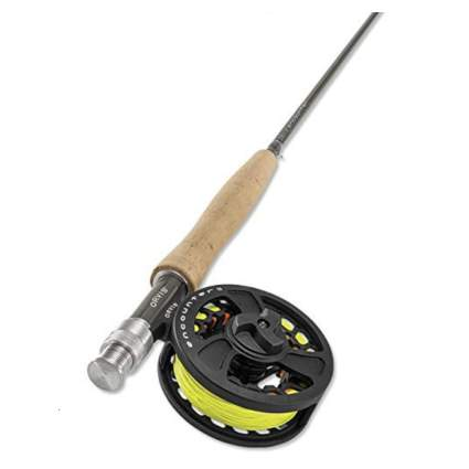 orvis fly rod and reel