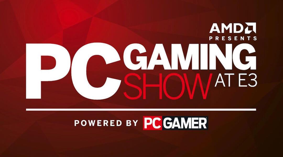 E3 2016 PC Gaming Show
