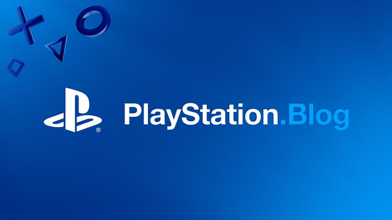 Playstation Blog
