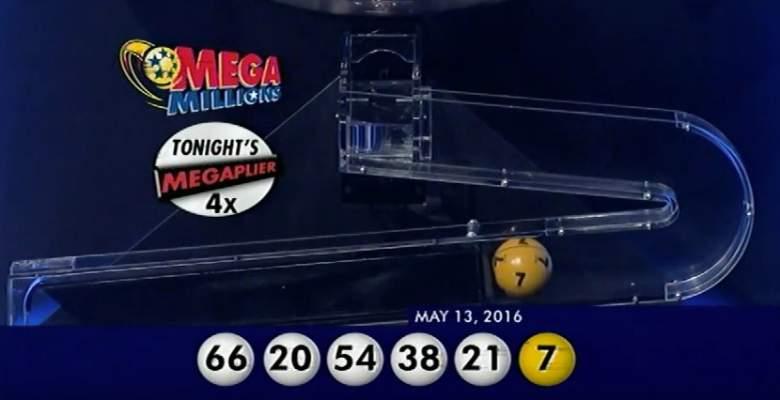 megamillions may 13