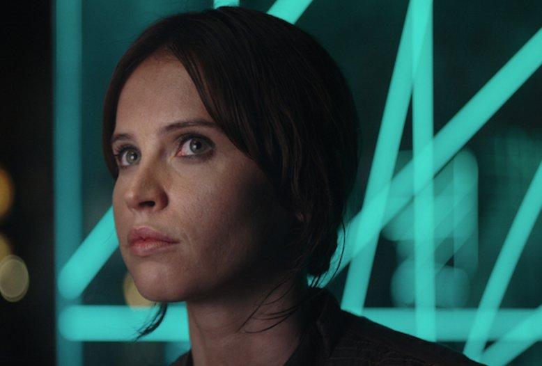Felicity Jones Star Wars, Felicity Jones Rogue One character, Felicity Jones Jyn Erso