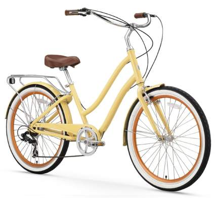 best beach cruiser bikes for women