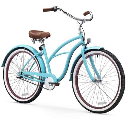 women's beach cruiser bike