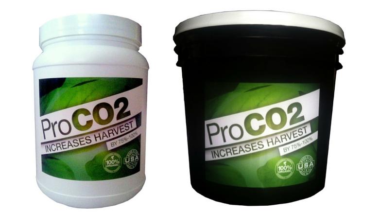 proco2 bucket, co2 emitter for growing cannabis, co2 regulator marijuana grow room, grow weed hydroponics
