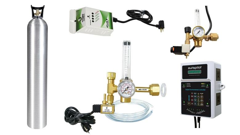 weed co2 regulator, grow cannabis co2 hydroponics, marijuana best co2 emitter