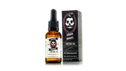 tattoo, tattoos, tattoo cream, tattoo aftercare, tattoo lotion, tattoo care, after tattoo care, Urban Nomads