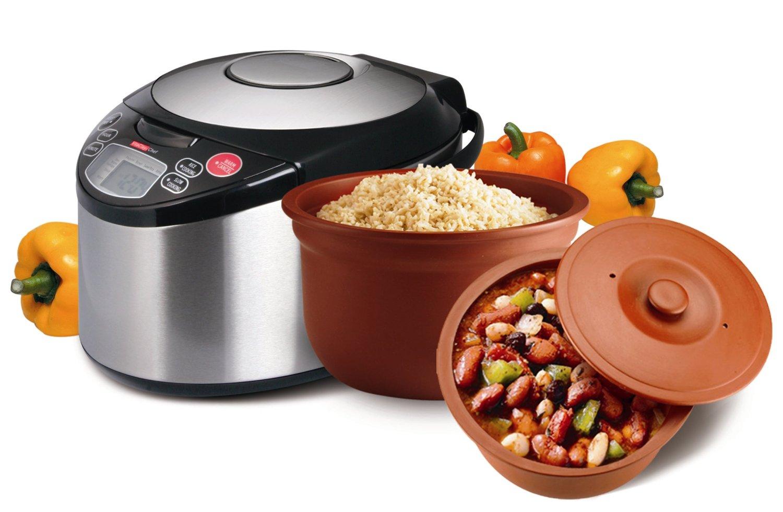 VitaClay Smart Organic Multi-Cooker