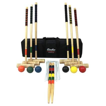 six player croquet set