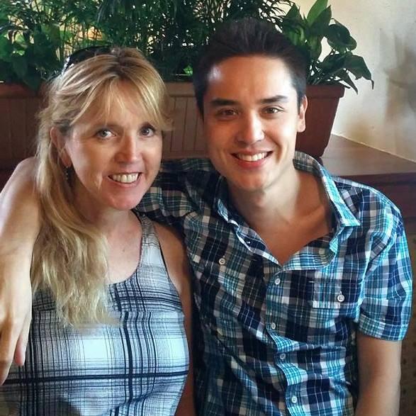 Orlando shooting mother, Orlando shooting mother and son, Christopher Leinonen Christine Leinonen, Christine Leinonen son