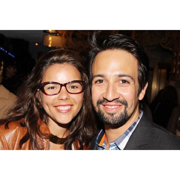Vanessa Nadal, Lin-Manuel Miranda