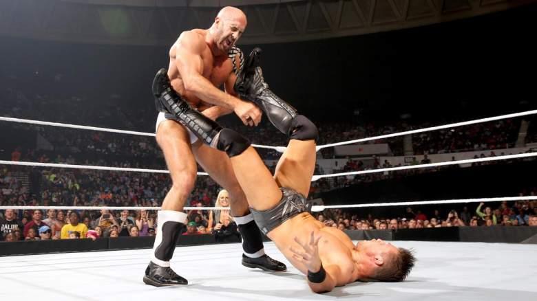 WWE The Miz, WWE cesaro, the miz cesaro