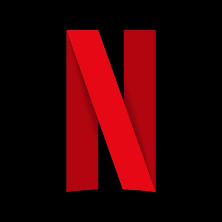 Netflix, logo, Facebook, Twitter, Instagram