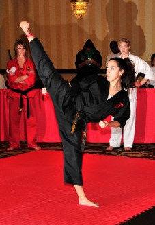 Stephannie Figueroa, Stephanie Figueroa, Stephannie Figueroa karate