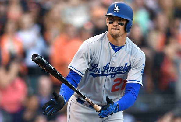 Trayce Thompson is having a breakthrough season with baseball's L.A. Dodgers