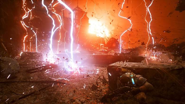 Gears of War 4, Gears of War 4 screenshots,