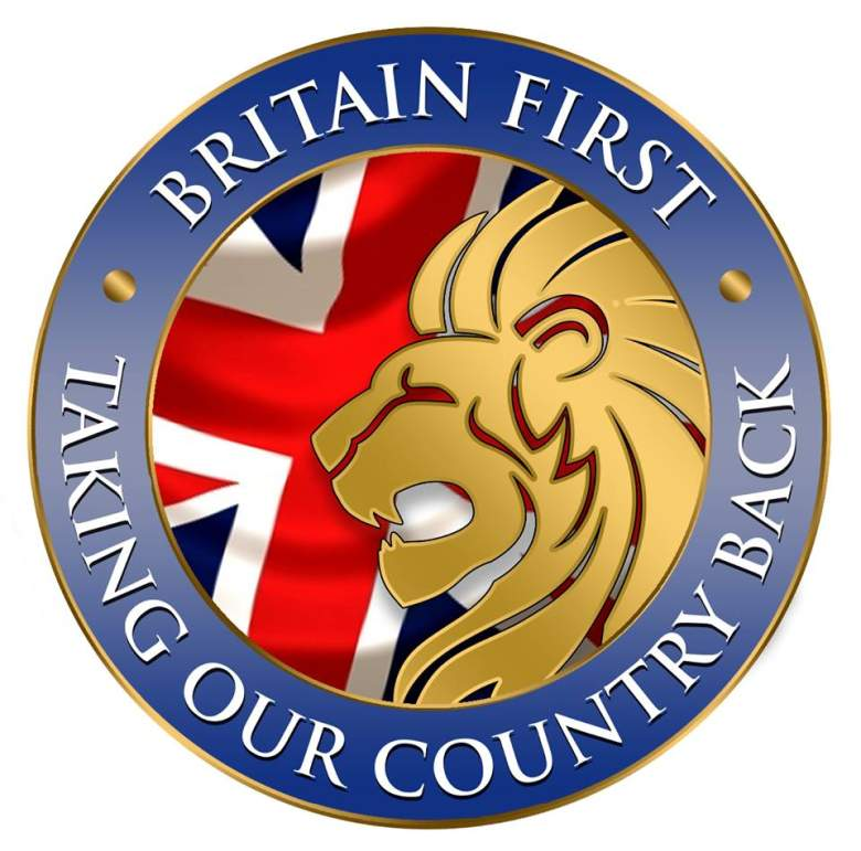 Britain First, far-right UK party, UK politics