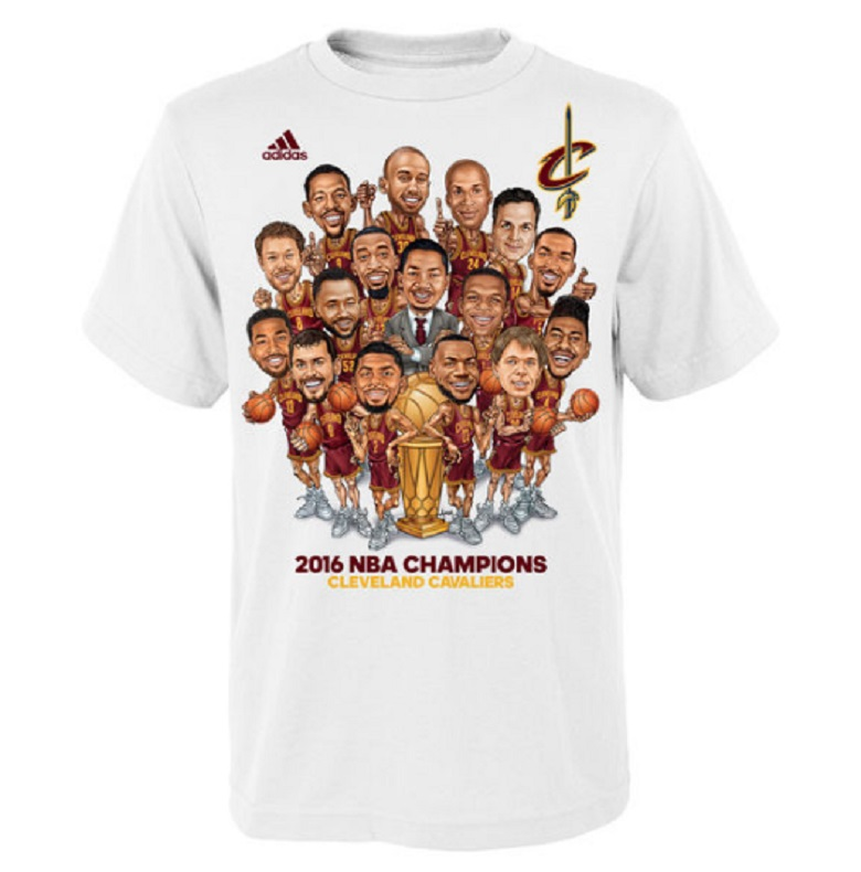 cavaliers nba champions 2016 gear apparel shirts hats hoodies
