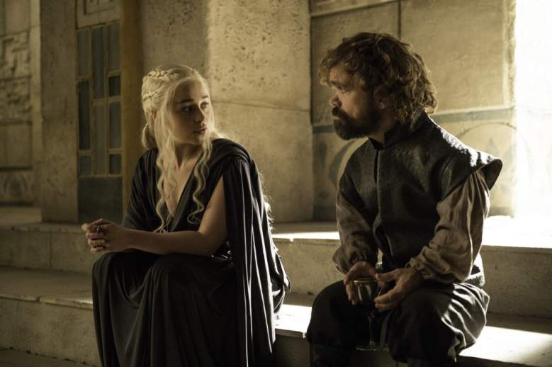 dany and tyrion