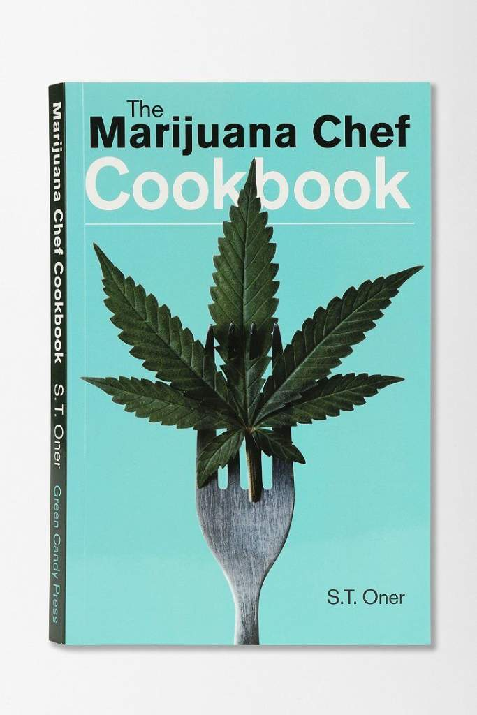 marijuana chef cookbook, best cannabis cookbook, weed recipes