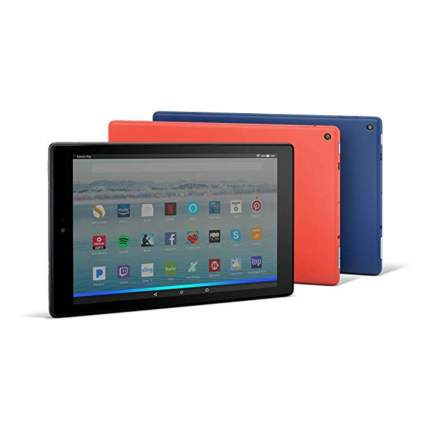 Fire HD10 tablet with Alexa