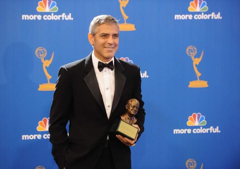 Bob Hope Humanitarian Award, George Clooney award, George Clooney 2010