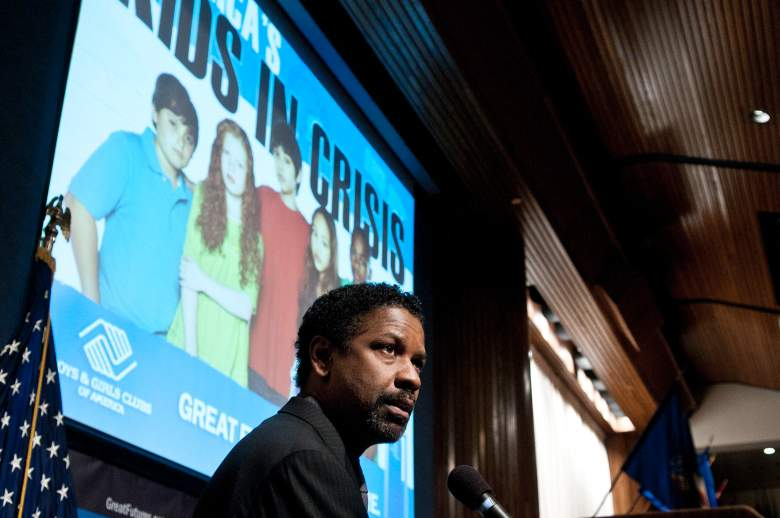 Denzel Washington, Denzel Washington Boys & Girls Club, Boys & Girls Club spokesman