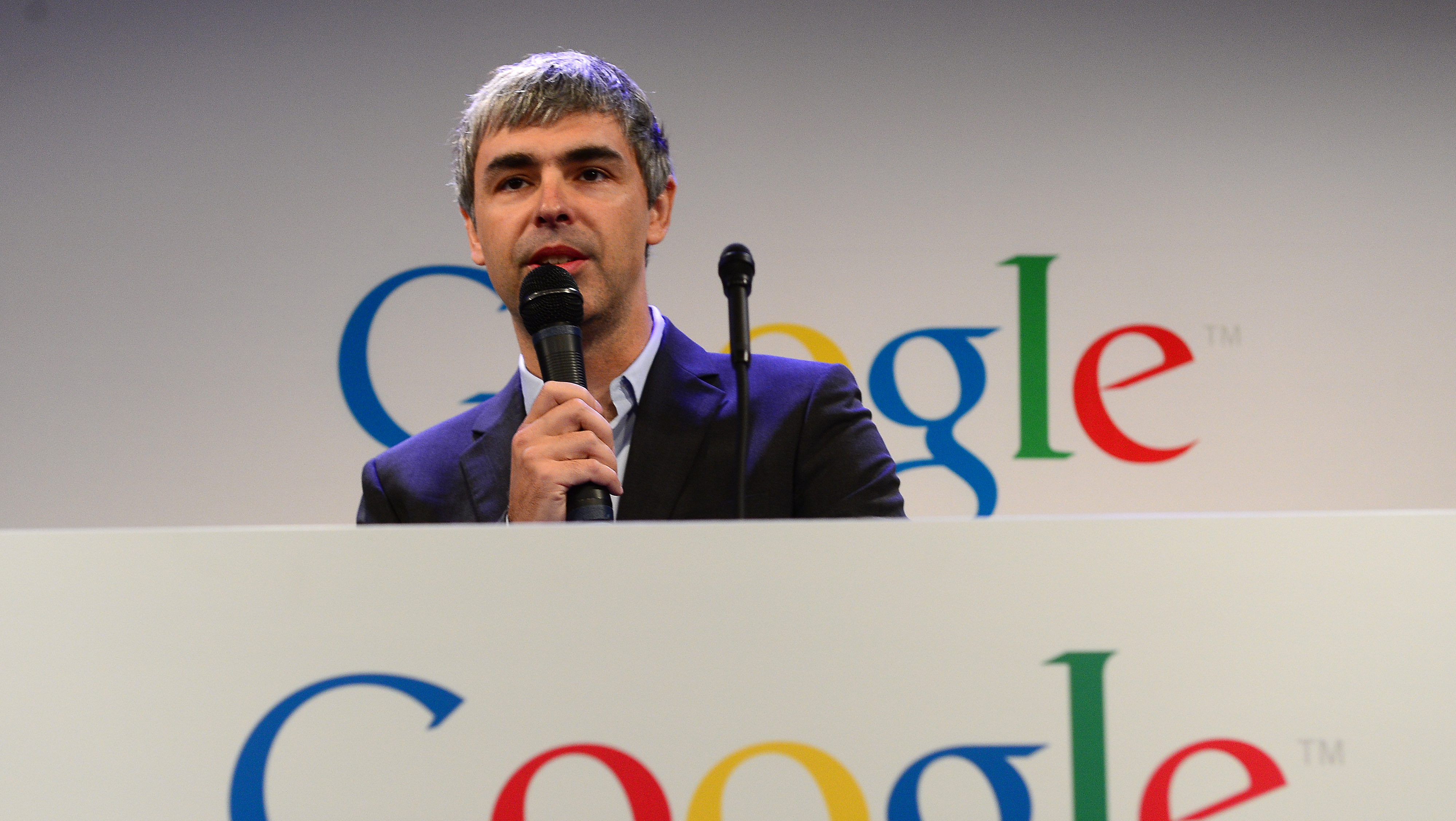 Larry Page, Larry Page Google, Google founder