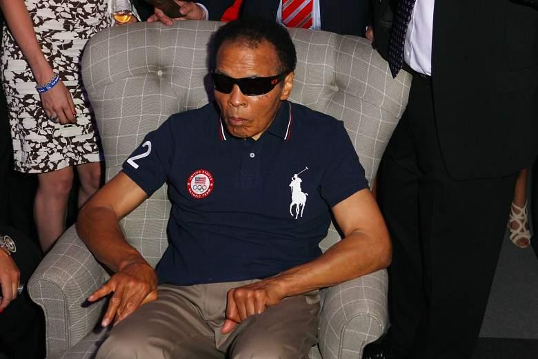 Muhammad Ali, Vietnam, Draft, War