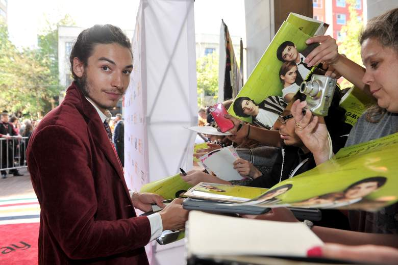 Ezra Miller, The Perks of Being a Wallflower cast, Flash actor