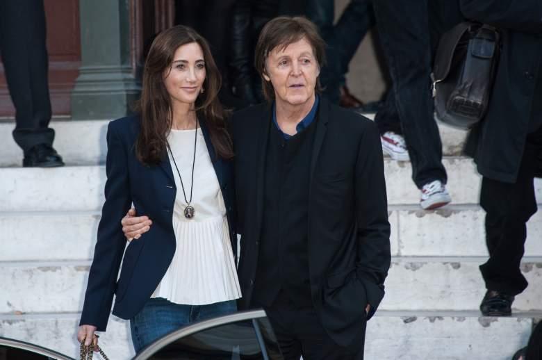 Paul McCartney and Nancy Shevell, Paul McCartney, Paul McCartney wife