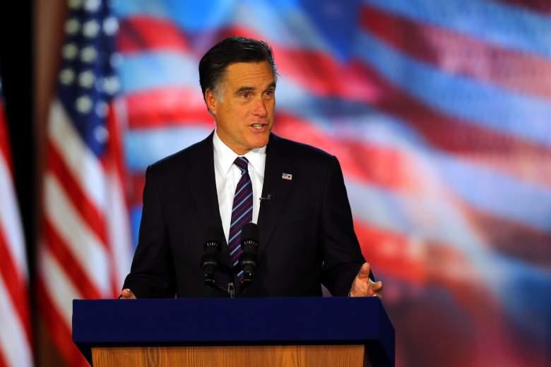Mitt Romney Boston, Mitt Romney concede, Mitt Romney 2016