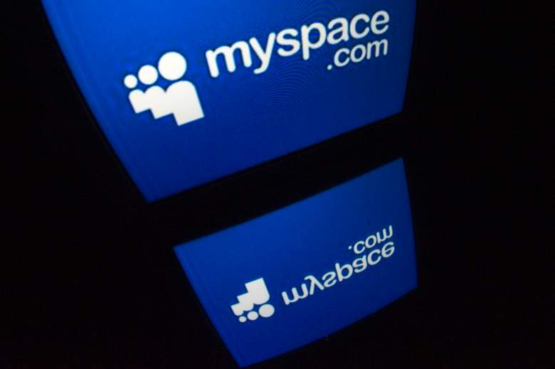 MySpace logo, MySpace tablet, MySpace