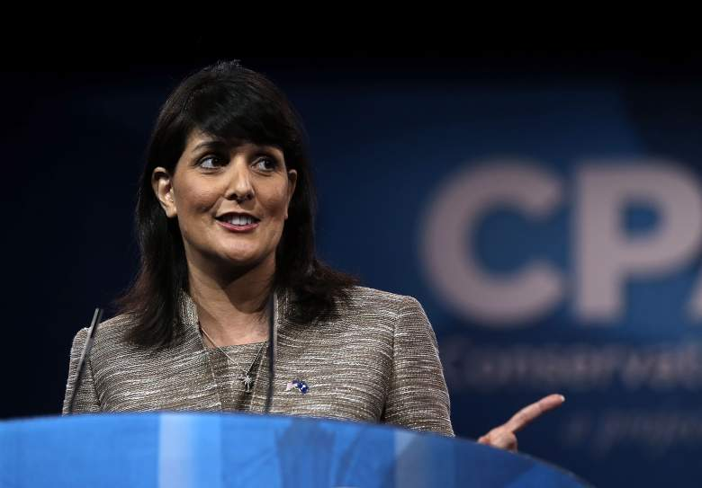 Nikki Haley CPAC, Nikki Haley Conservative Political Action Conference, Nikki Haley speech
