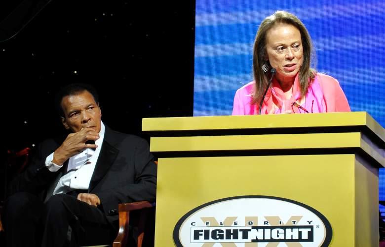 Muhammad Ali wife, Muhammad Ali current wife, Muhammad Ali Lonnie Ali