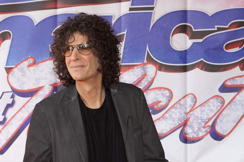 Howard Stern Net Worth, Howard Stern America's Got Talent, Howard Stern