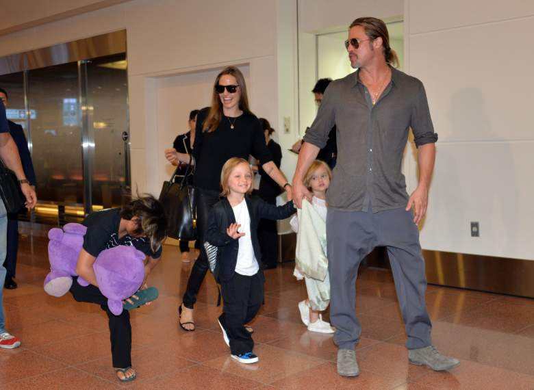 Brad Pitt wife, Angelina Jolie husband, Brad Pitt Angelina Jolie children