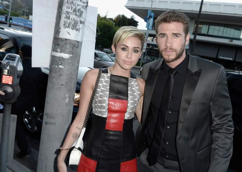 Liam Hemsworth and Miley Cyrus, Liam Hemsworth 2013, Miley Cyrus 2013