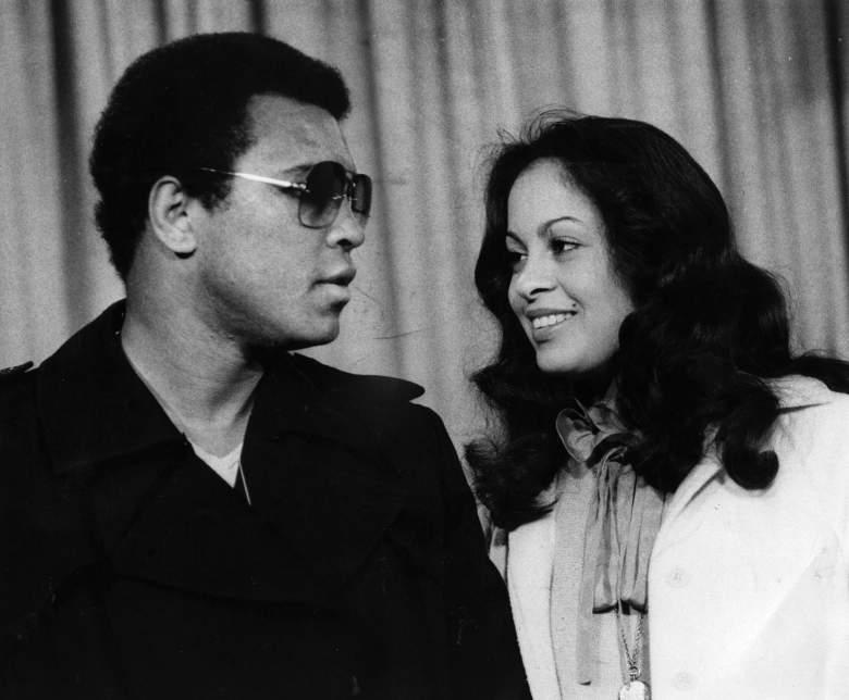 Muhammad Ali third wife, Muhammad Ali Veronica, Muhammad Ali Veronica Ali