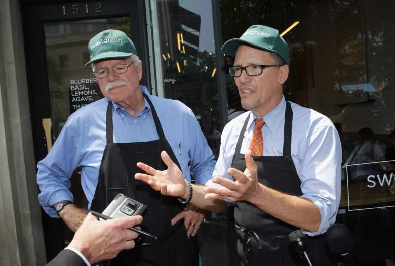 Tom Perez, sweetgreen, minimum wage