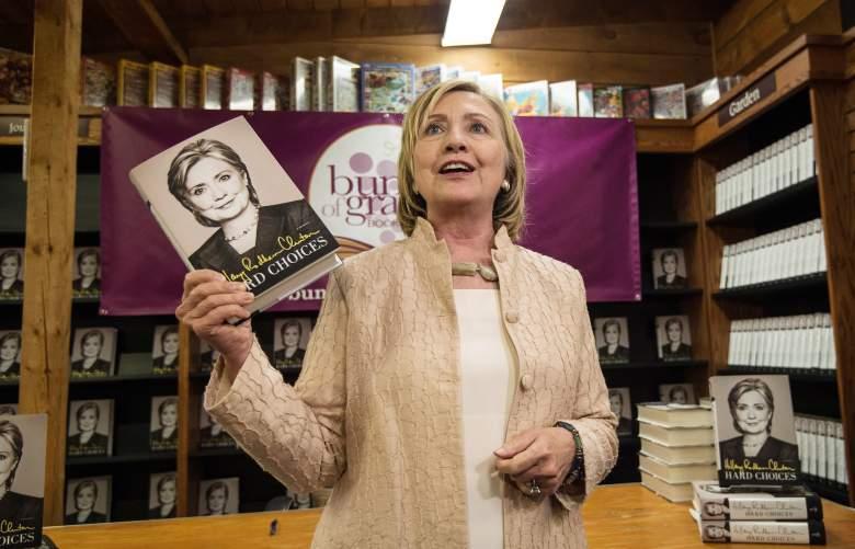 Hillary Clinton net worth, Hillary Clinton book deals