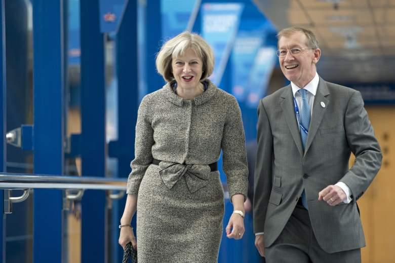Philip May, Theresa May husband, Philip John May