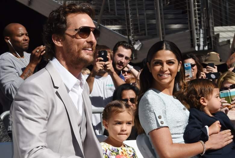 Matthew McConaughey net worth, Matthew McConaughey wife, Matthew McConaughey children