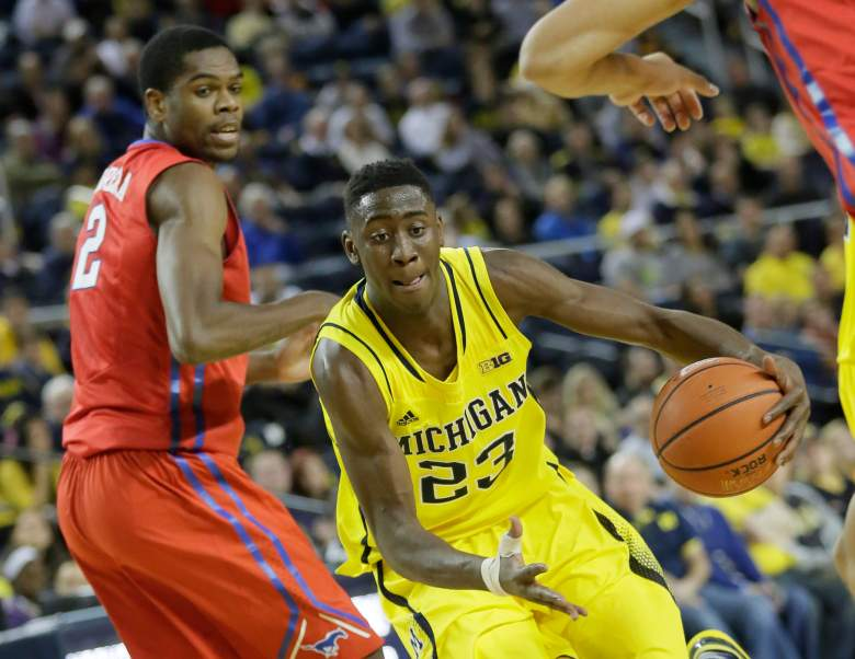 Caris LeVert, Michigan