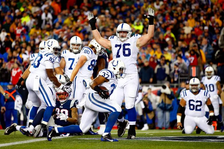 Zurlon Tipton Dies, Indianapolis Colts