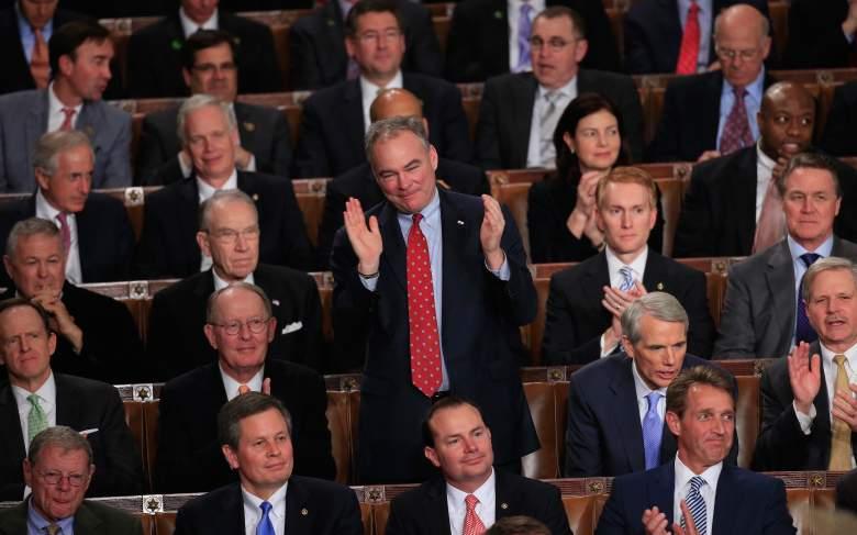 Tim Kaine politician, Tim Kaine Virginia, Tim Kaine Democrat