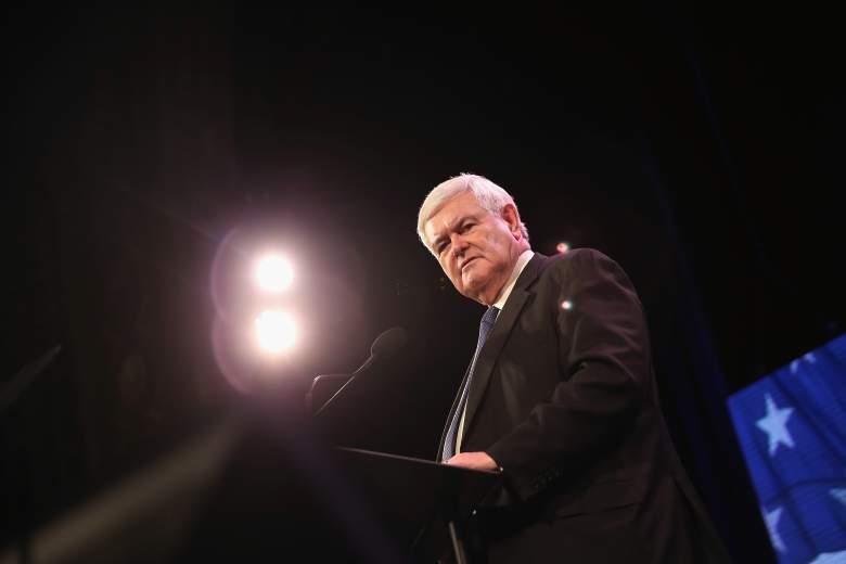 Newt Gingrich, Newt Gingrich 2016, Newt Gingrich Iowa