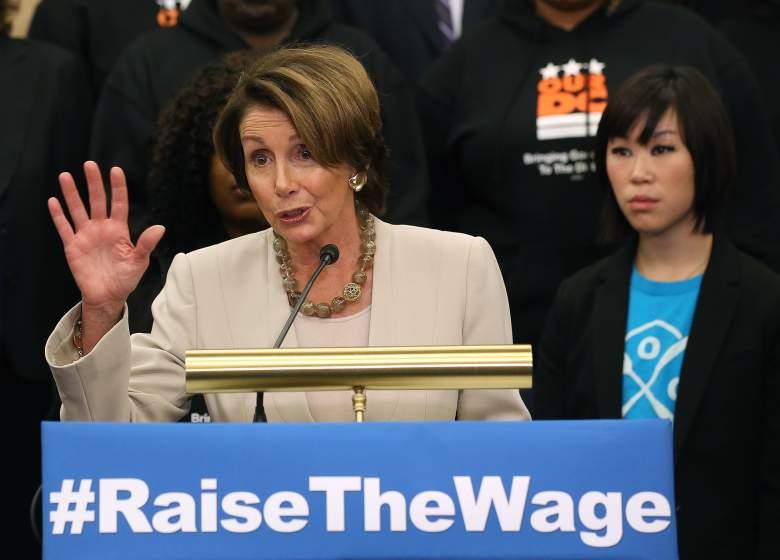 #RaiseTheWage, Nancy Pelosi, Nancy Pelosi 2013