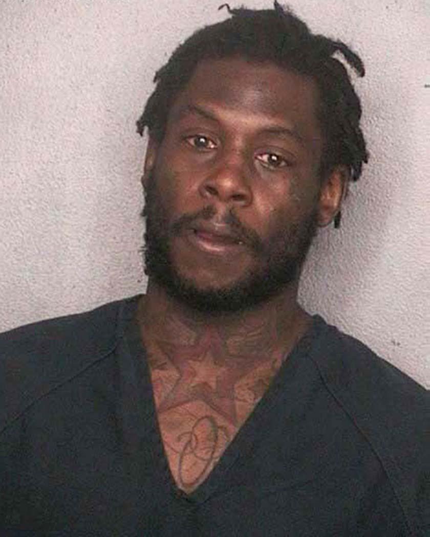 Davone Bess, arrested