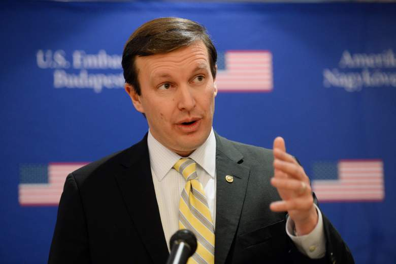 Chris Murphy, gun control senator, Junior Connecticut Senator