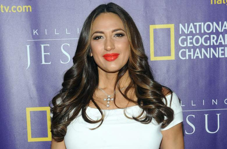 amber marchese lyme disease, amber marchese rhonj, amber marchese cancer